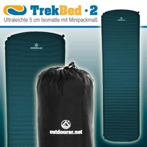 Trek Bed 2b 300x300 Trek Bed 2   selbstaufblasende Isomatte