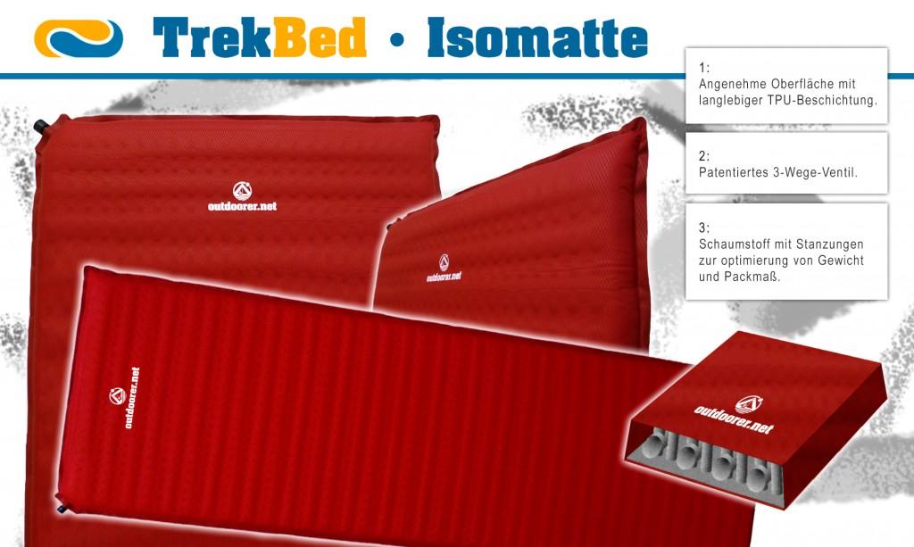 isomatte mit innenleben 1024x613 Material und Größe   worauf Sie beim Kauf achten sollten