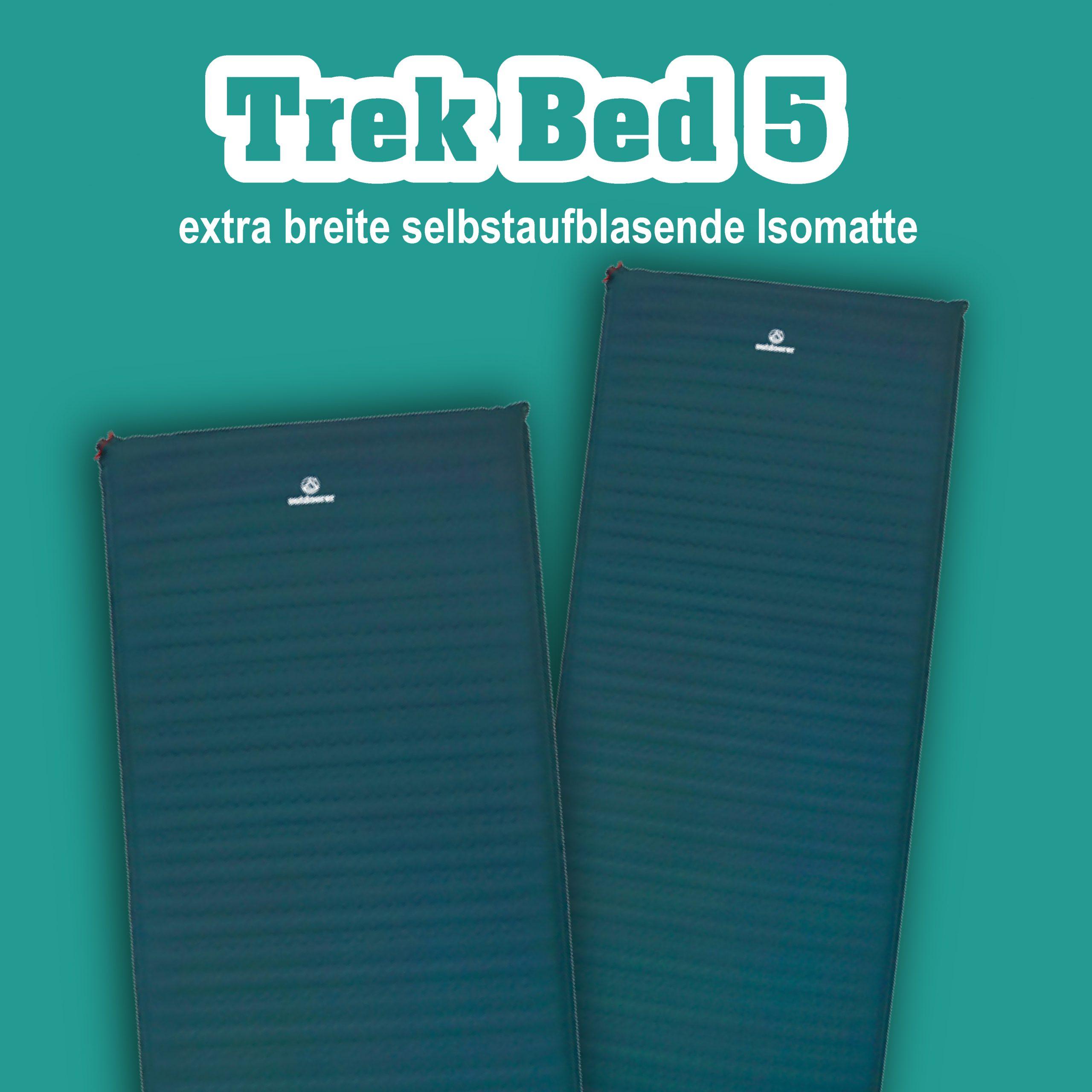 Trek Bed 5 Isomatte extra breit