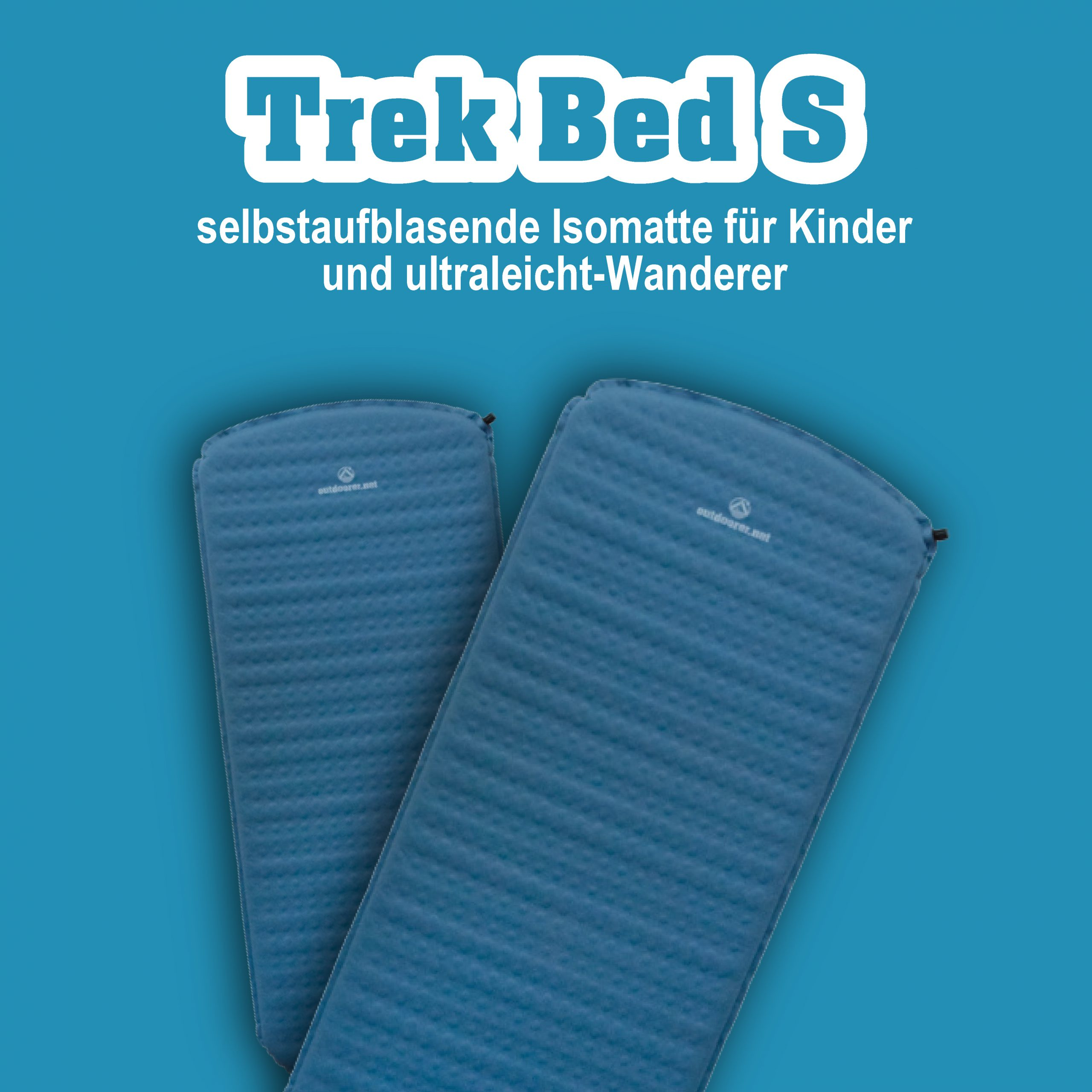 Mini Isomatte Trek Bed S outdoorer