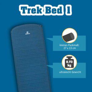 Trek Bed 1 Isomatte outdoorer