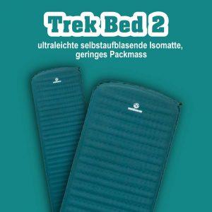 Trekking Isomatte Trek Bed 2